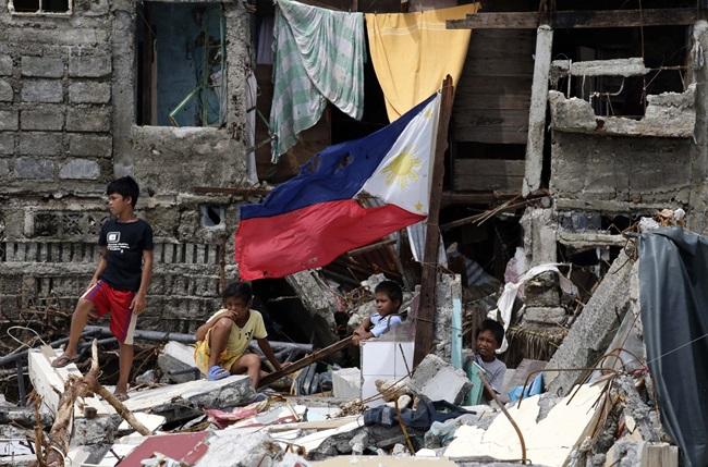 A Man from Tacloban