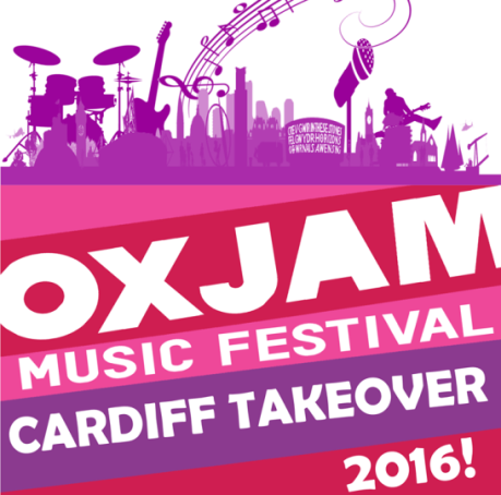 Oxjam set to rock Welsh capital this weekend