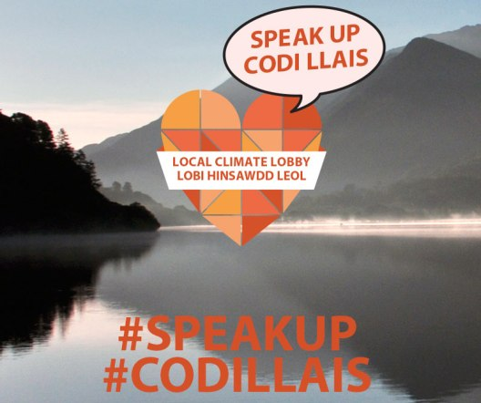 Join Us and Speak Up on Climate Change
