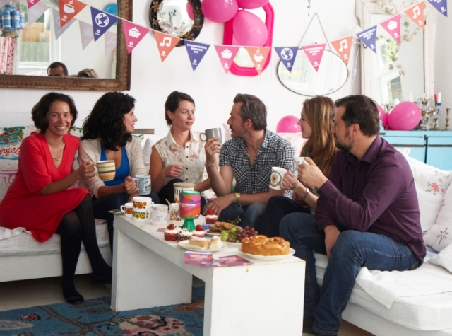 Easy ideas for hosting an Oxfam Get Together without much planning…