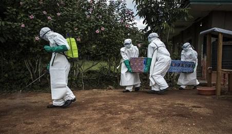 Ebola cases in Eastern Congo reach 300