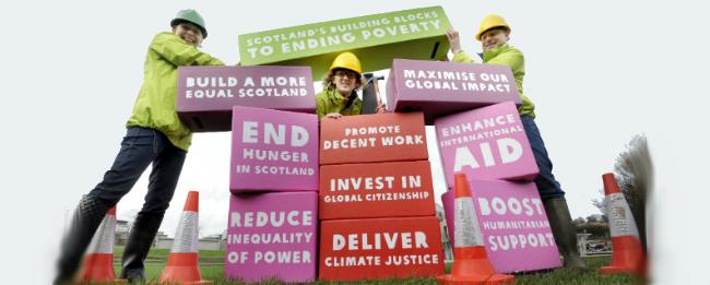Oxfam Scotland Candidate Cafes