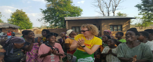 Heart-wrenching and heart-warming: Lisa Stewart reflects on her recent visit to Malawi