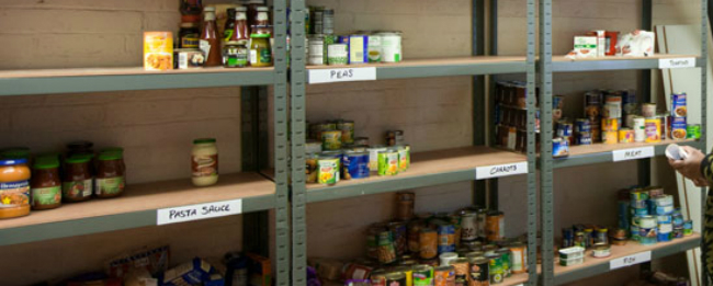 Big rise in UK food poverty sees more than 20m meals given out in last year