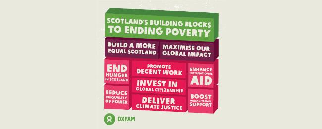 Building blocks: Oxfam Scotland's reaction to party manifestos Holyrood 2016