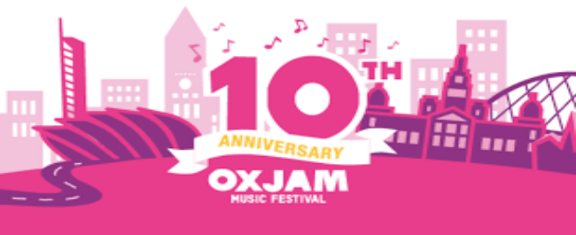 Oxjam celebrates 10 years of making music and making a difference
