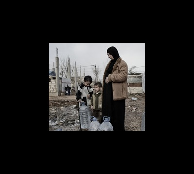 Syria Needs Aid Not Arms