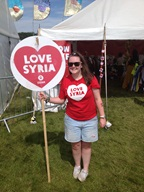 Love Syria Campaigning Events