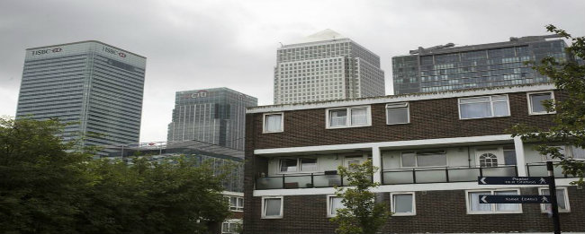 Higher inequality in the UK linked to higher poverty, according to new LSE report examining data over the last half century