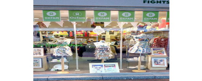 Glenrothes Oxfam shop to close