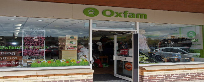 Oxfam's oldest shop in Scotland appeals for volunteers