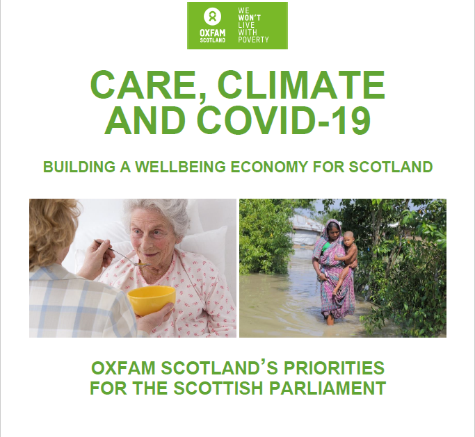 Care, climate, Covid-19 and the choices the Scottish Parliament must make