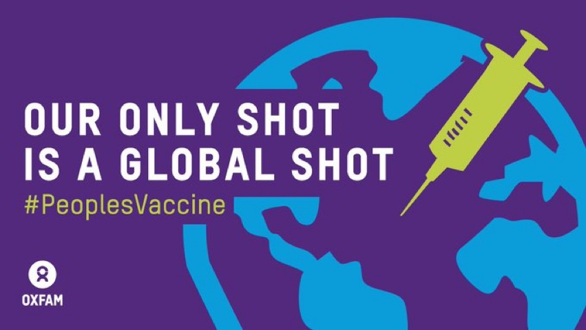 Scottish Parliament must not be spectators to deadly vaccine apartheid, charities say ahead of G7 meeting